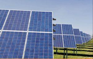 Napelempark terhelés kiegyenlítés 1600kW és 1300kWó